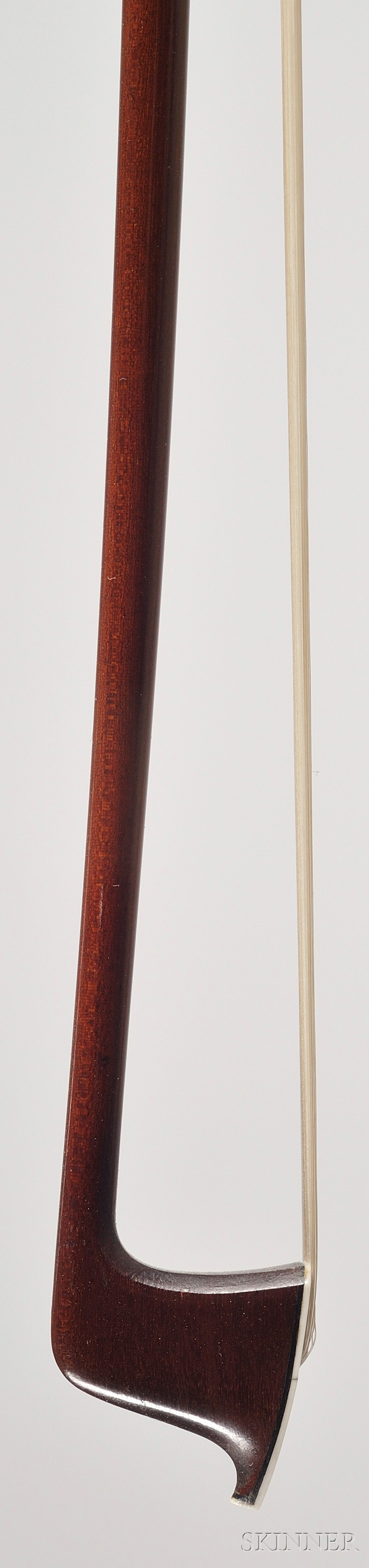 Silver Mounted Violin Bow
