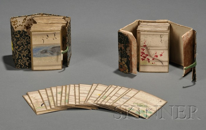 Two Decks of Playing Cards
