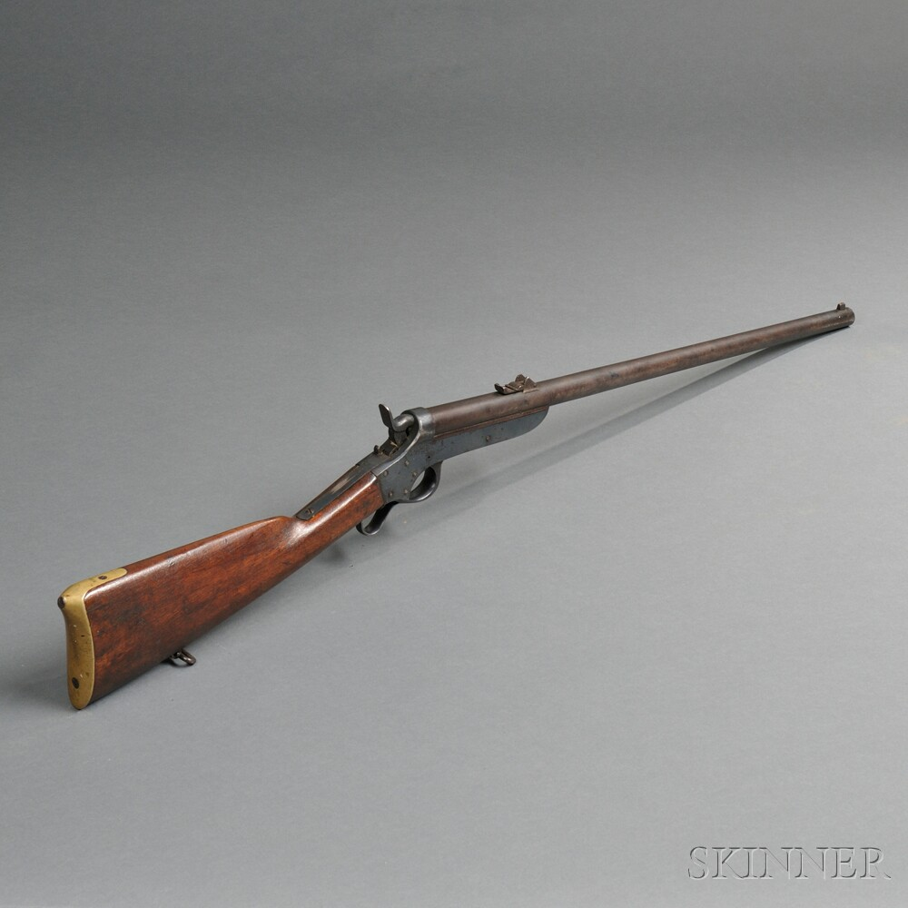 Sharps & Hankins Army Model 1862 Carbine