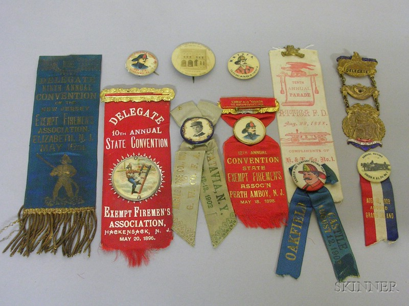 Firefighting Memorabilia