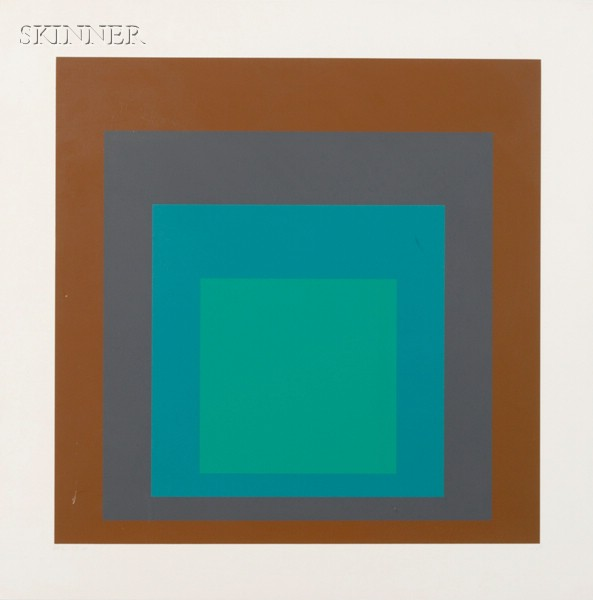 Josef Albers (German, 1888-1976)      SP-I