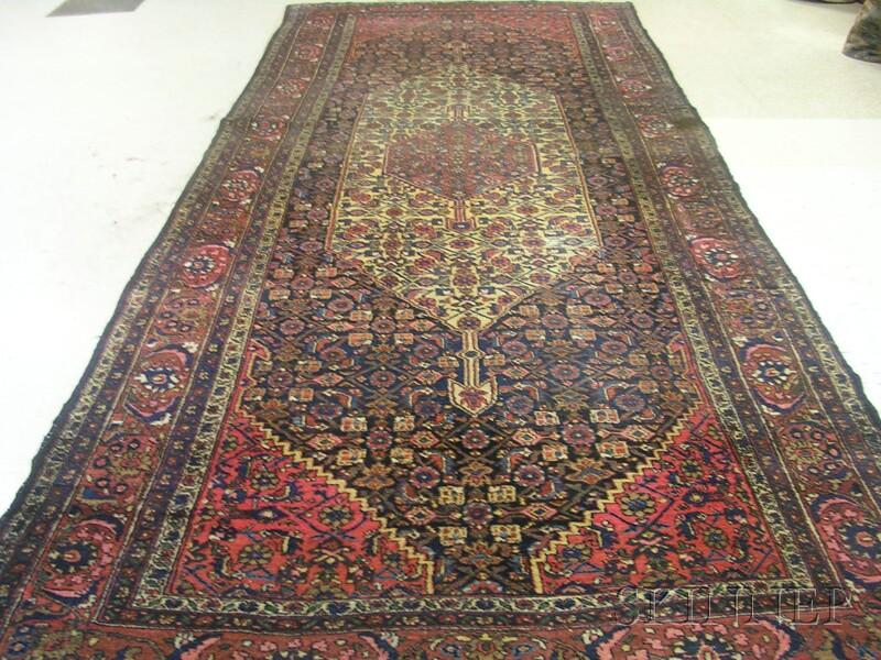 Northwest Persian Corridor Carpet