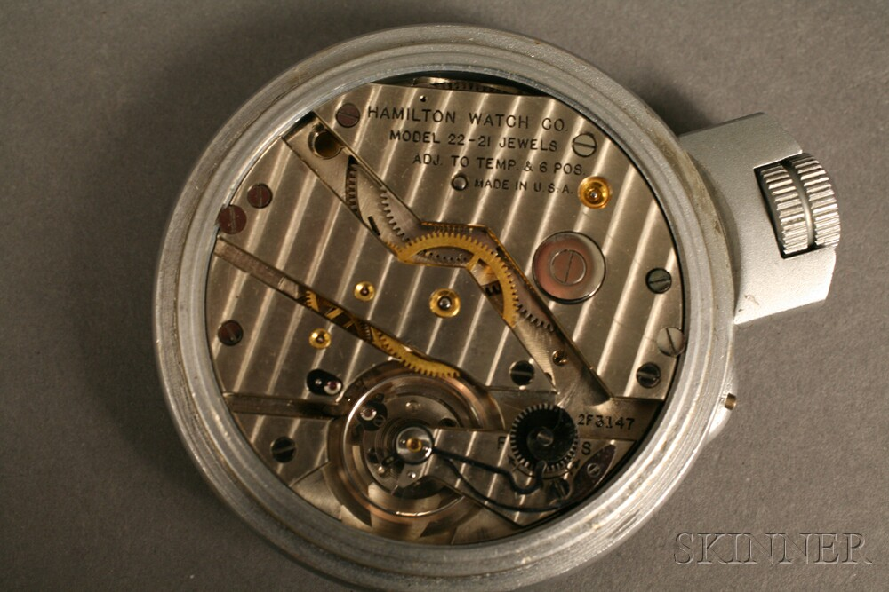 Hamilton Model 22 Two-day Chronometer Watch