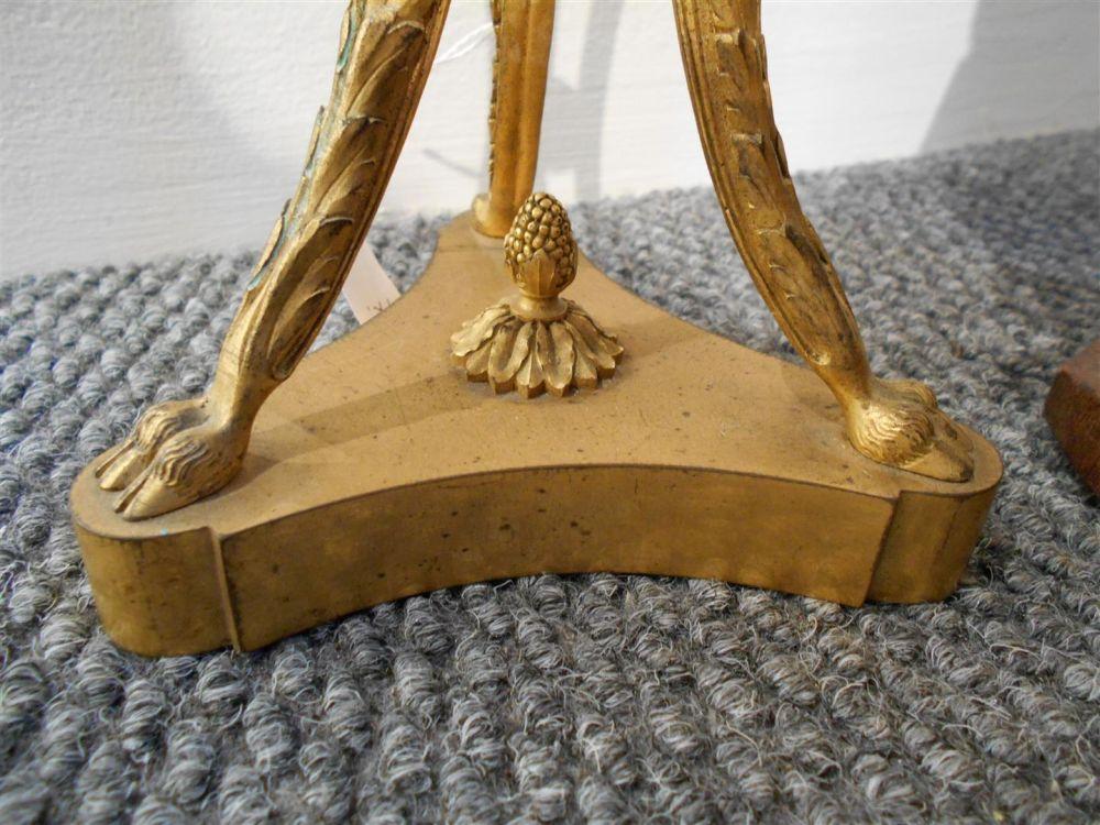 Pair of Louis XVI Ormolu Brûle-parfums
