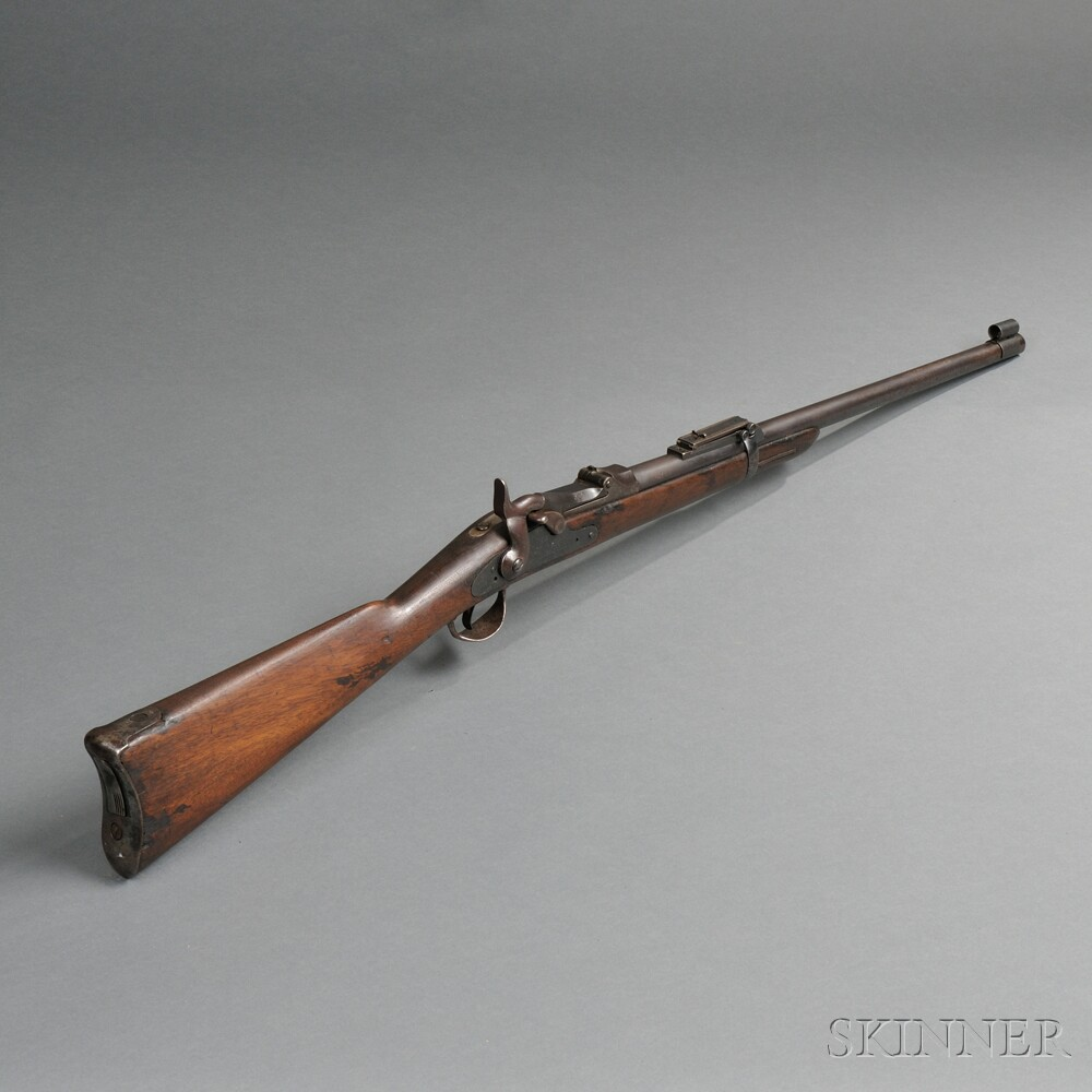 Model 1873 Trapdoor Carbine with 1890 Alterations