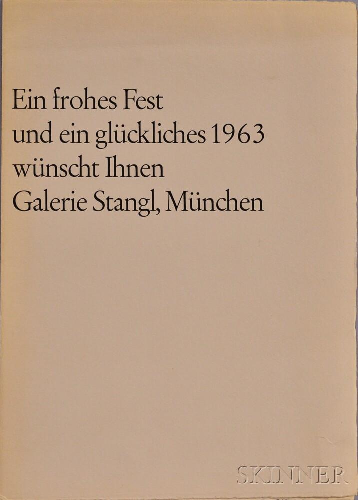 Rupprecht Geiger (German, 1908-2009)      Untitled
