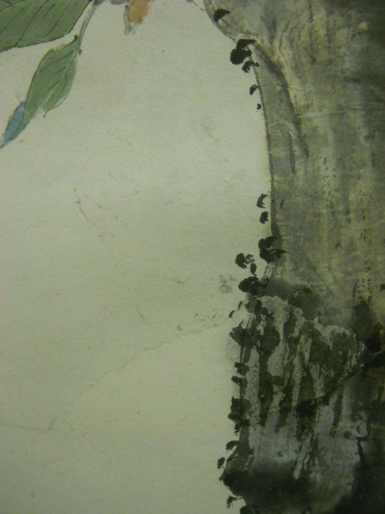 Bird and Flower Painting