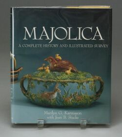 Twenty Pottery and Porcelain Reference Books