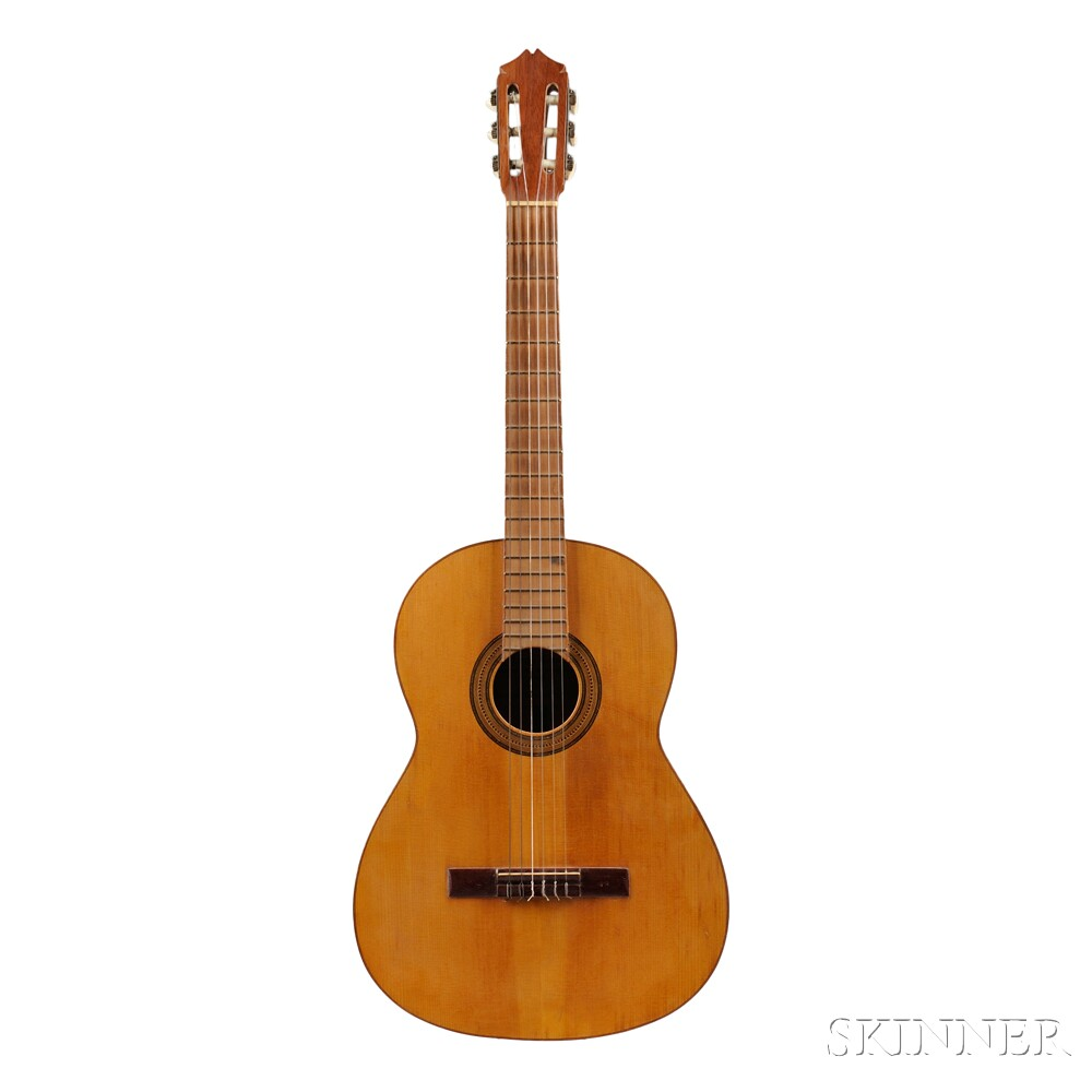 Spanish Flamenco Guitar, Antonio Ariza, Granada, c. 1960