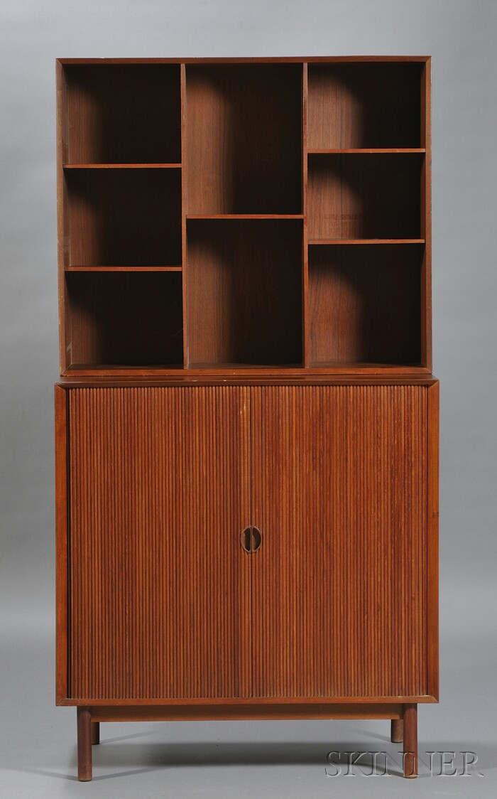 Peter Hvidt and O. Molgaard-Nielsen 300 Series Bookcase and Cabinet