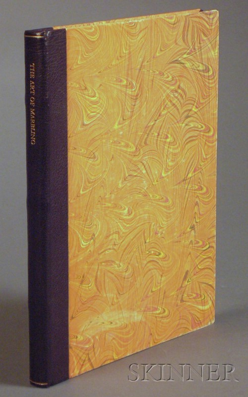 (Marbled Papers), Weisse, Franz & Wolfe, Richard, Signed Copy