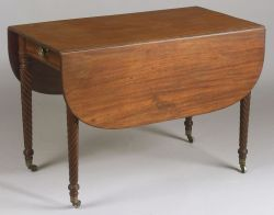Classical Mahogany Dining Table