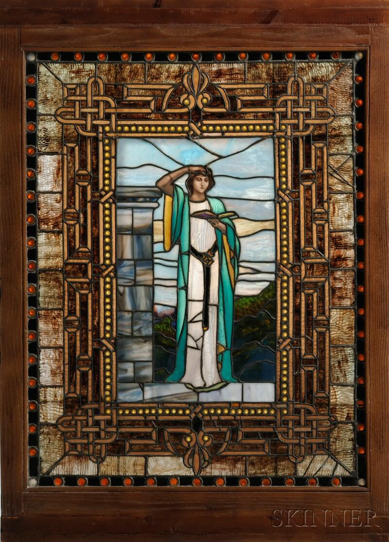 Mosaic Glass Window