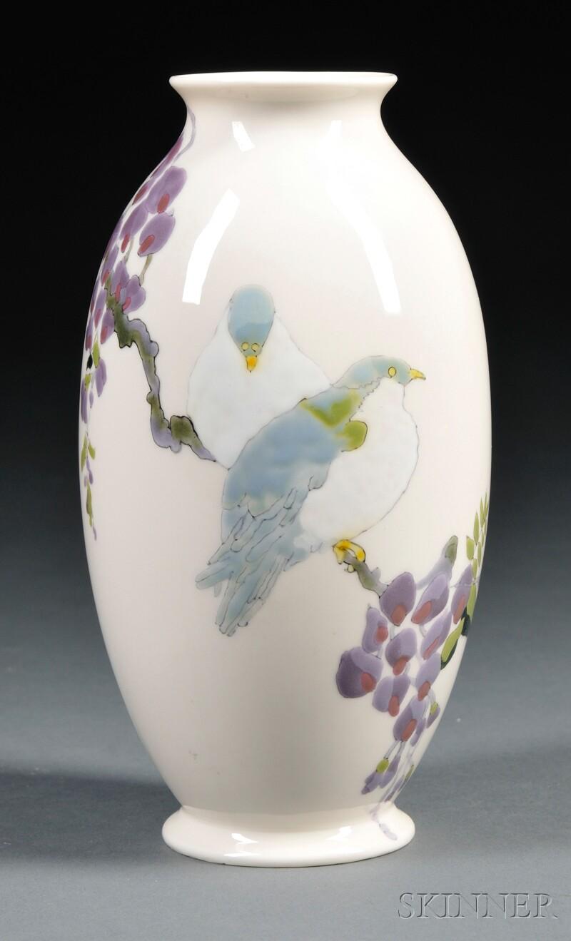 Lenox Belleek Vase