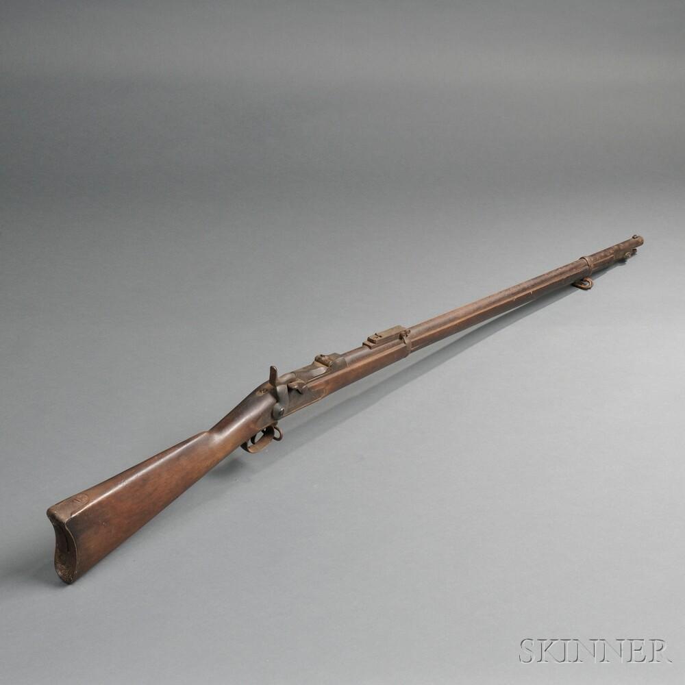 Model 1884/88 Trapdoor Springfield