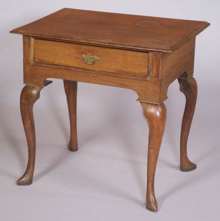 Early Georgian Oak  Dressing Table