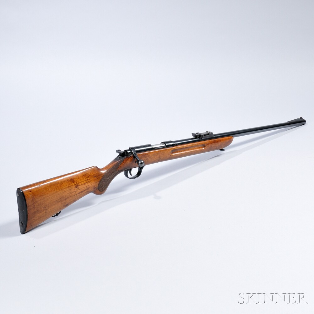 Walther Sportmodel V Bolt-action Rifle