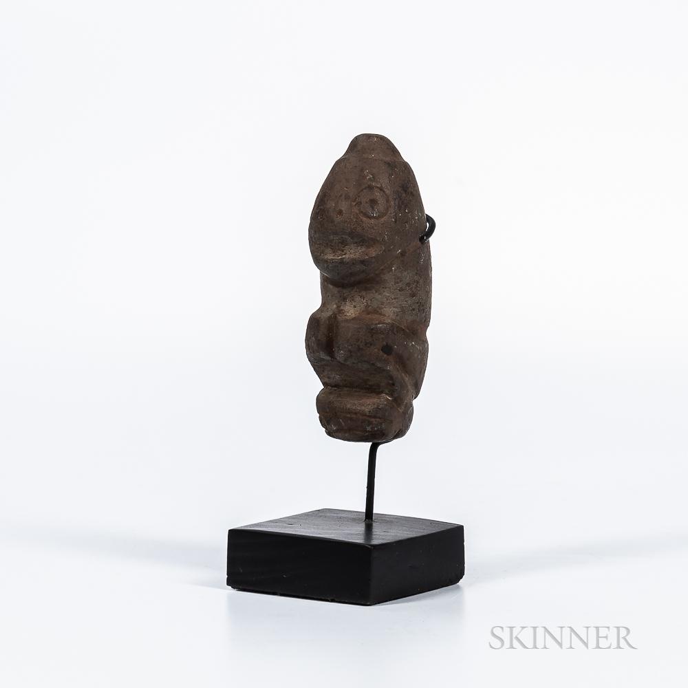 Guerrero Stone Figure