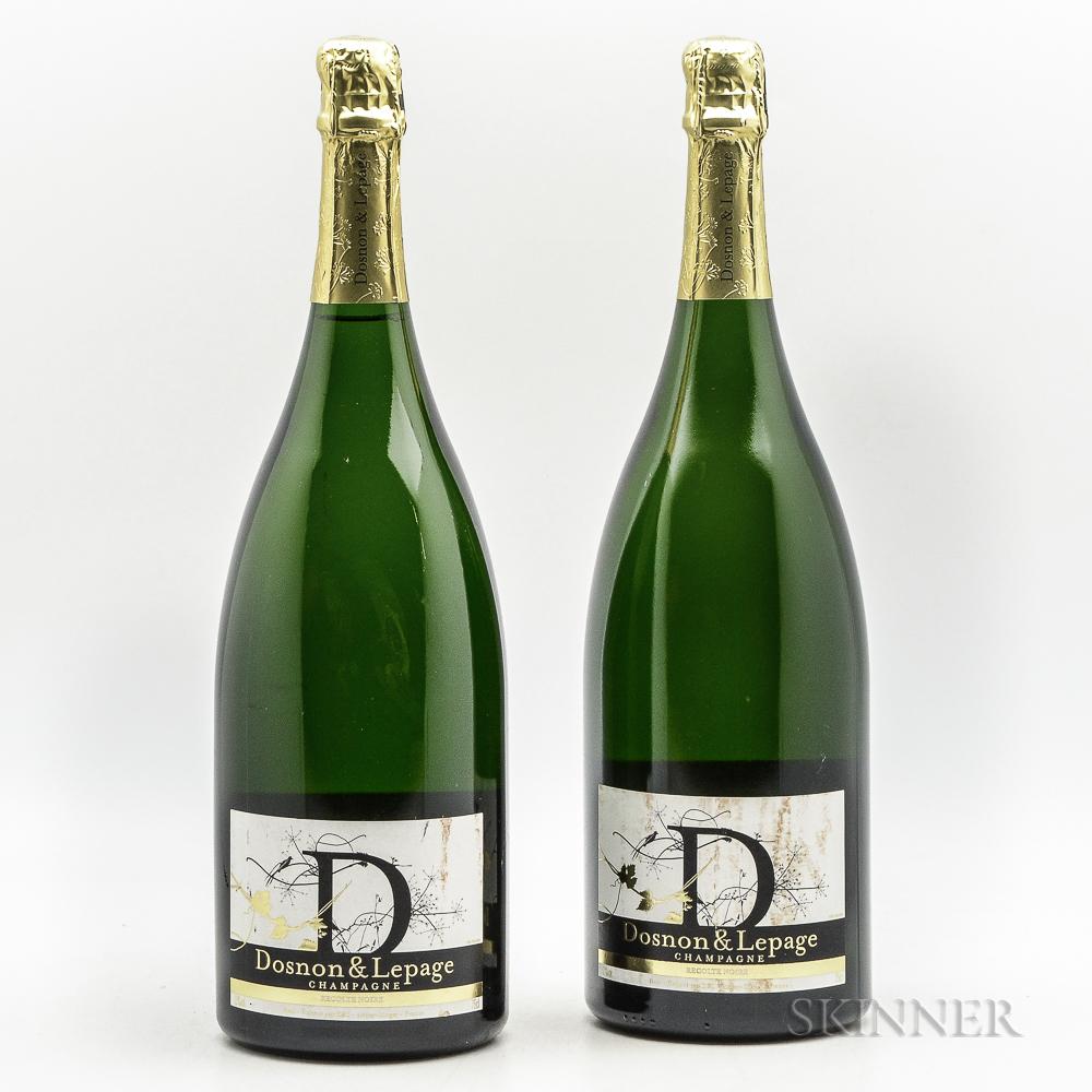 Dosnon & Lepage Recolte Noire NV, 2 magnums