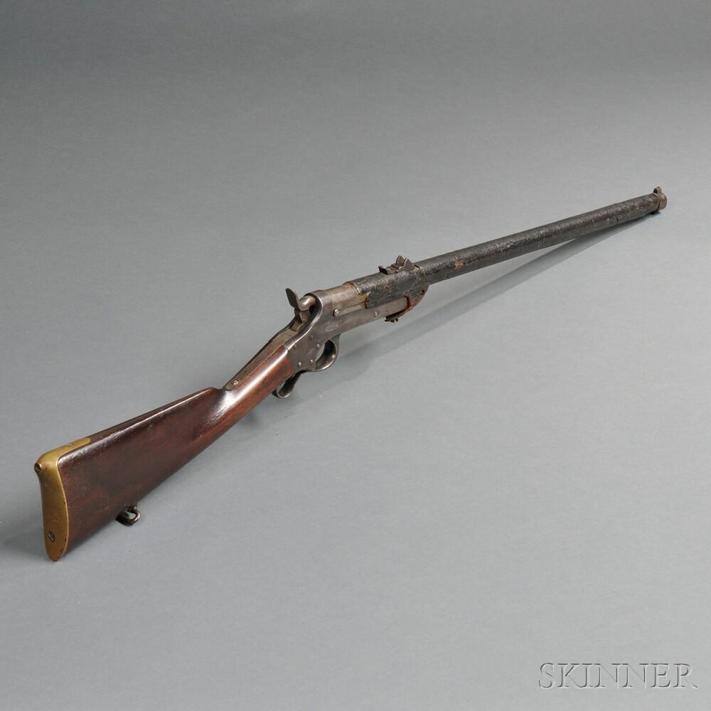 Sharps & Hankins Model 1862 Navy Carbine