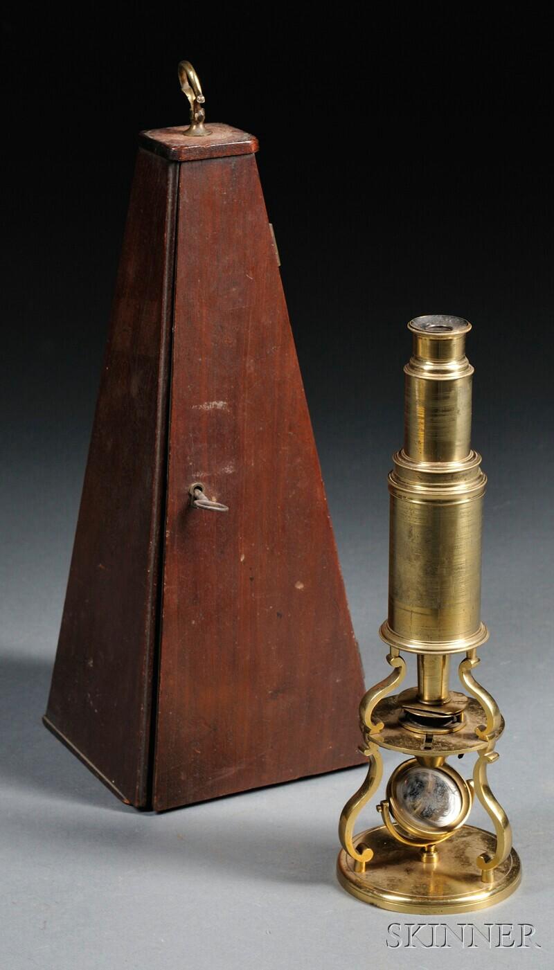 Culpepper-type Microscope
