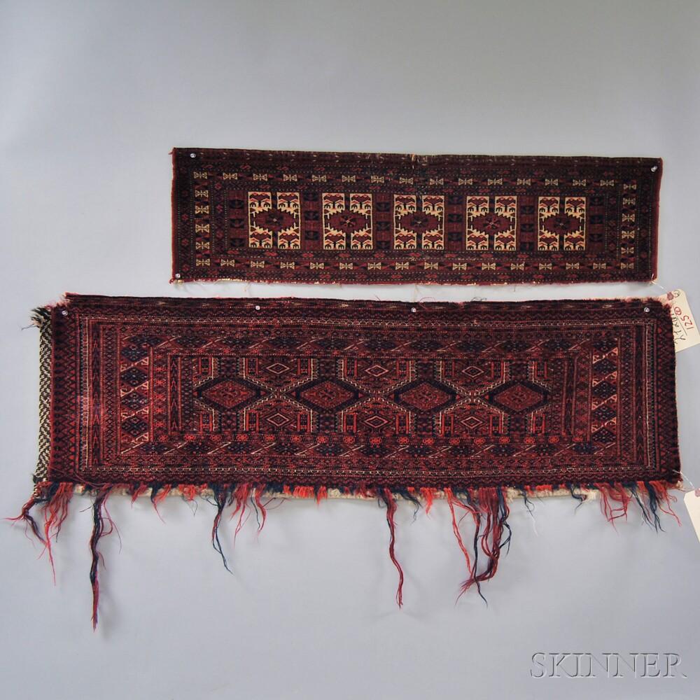 Two West Turkestan Items
