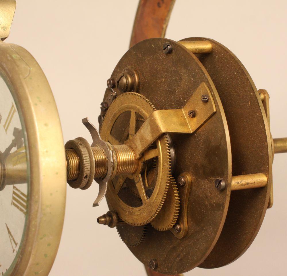 Juvet & Company Time Globe Floor Clock