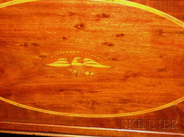 Federal Mahogany-inlaid Sideboard