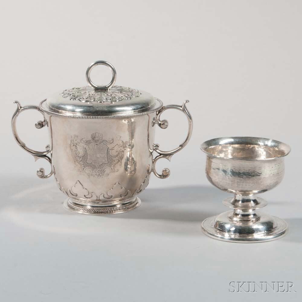 English Electrotype Reproduction and Goblet