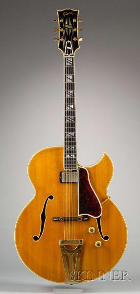 American Guitar, Gibson Incorporated, Kalamazoo, 1964, Model Super 400