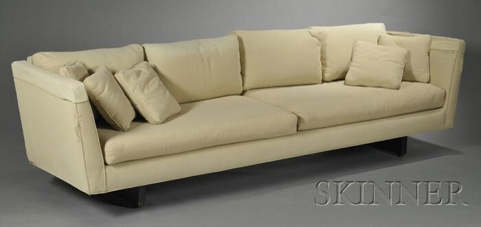 Sofa, Probably Edward Wormley for Dunbar