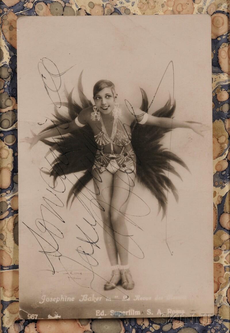 Baker, Josephine (1906-1975)