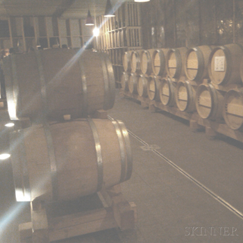 Blason de Evangile 2005, 6 bottles