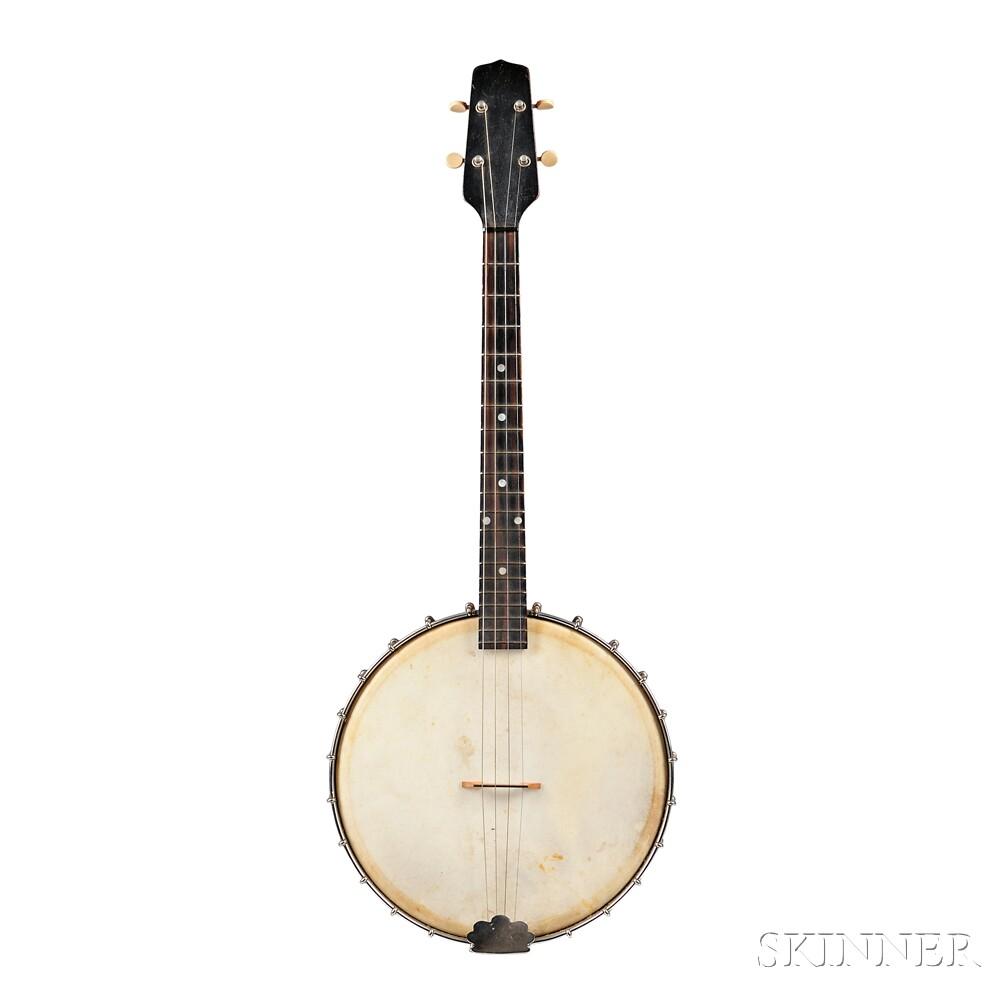 American Junior Tenor Banjo, Gibson Incorporated, Kalamazoo, Style TB-JR