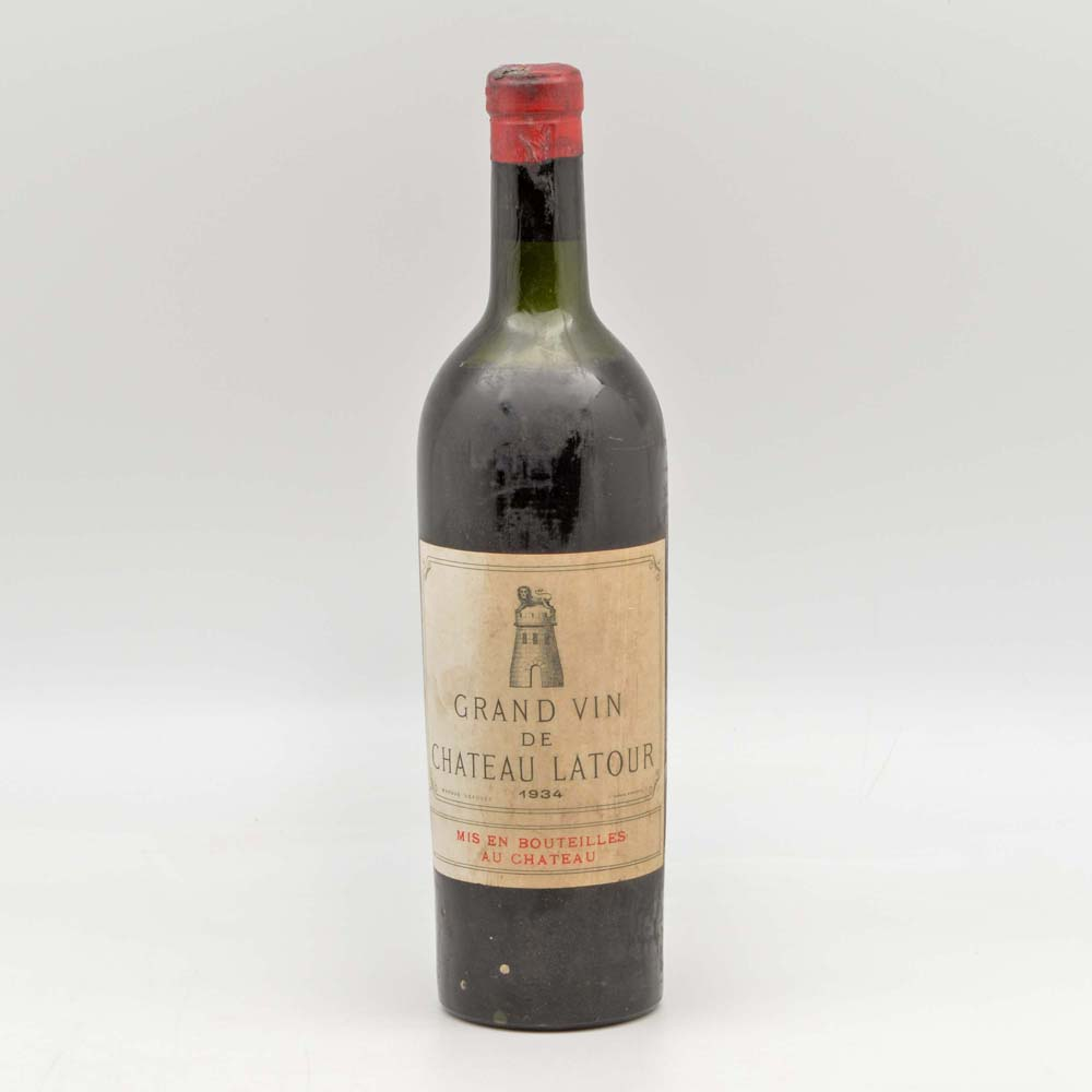 Chateau Latour 1934, 1 bottle