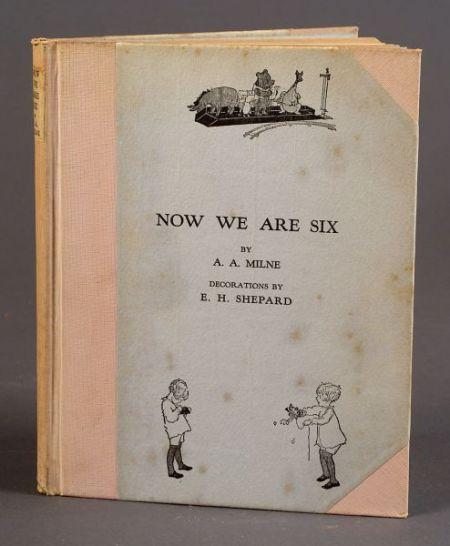 Milne, Alan Alexander (1882-1956), Signed copy