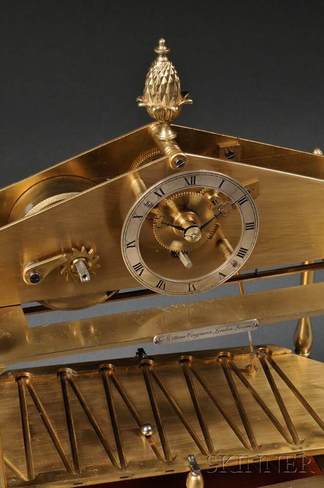 Congreave Rolling Ball Clock