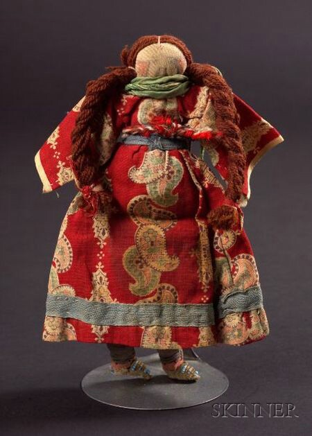 Central Plains Cloth Doll