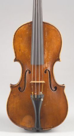 Italian Violin, Raffaele and Antonio Gagliano, Naples, c. 1830