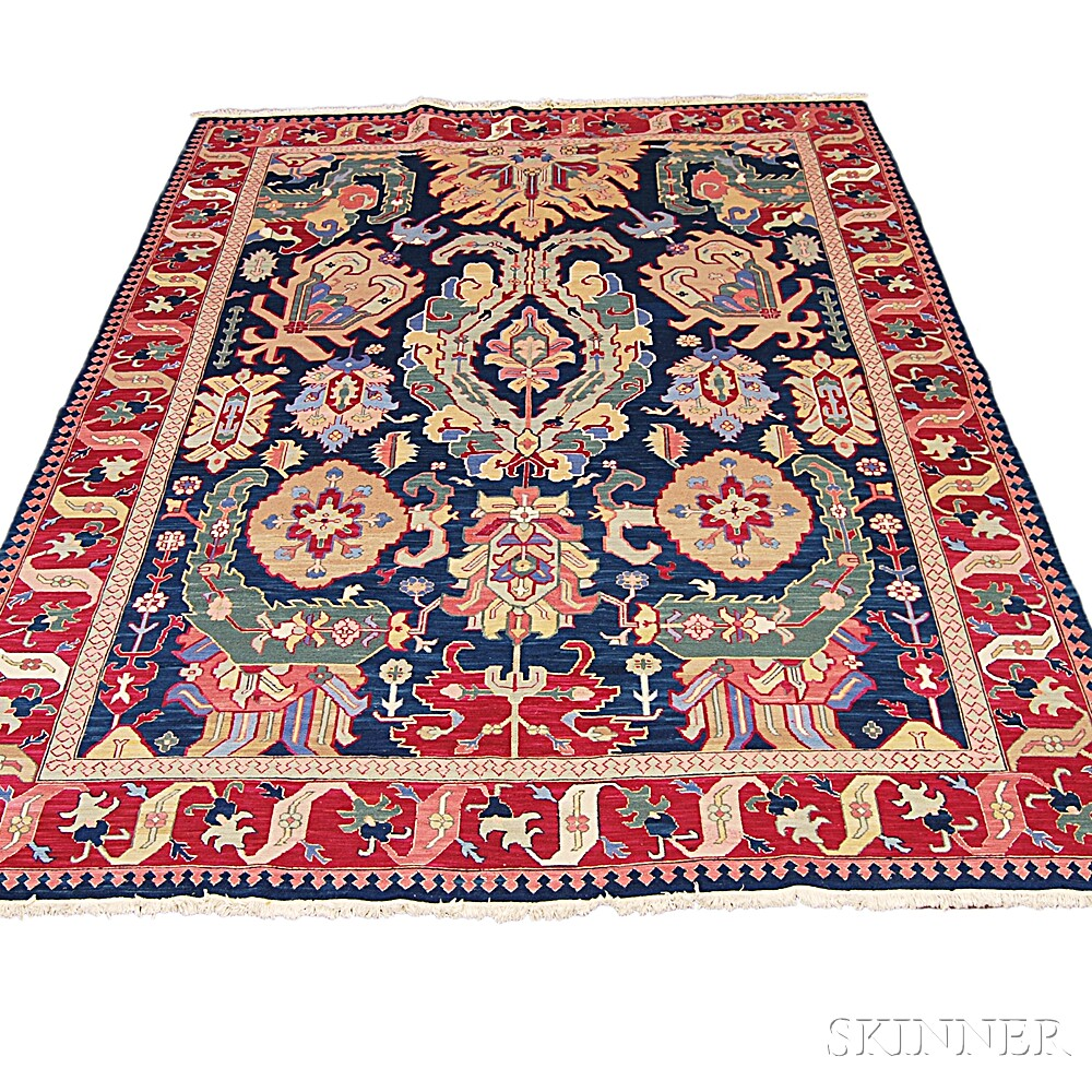 Chinese Flatweave Carpet