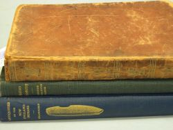 Three Titles Relating to Native Americans, Basketry, Antiquity, and History