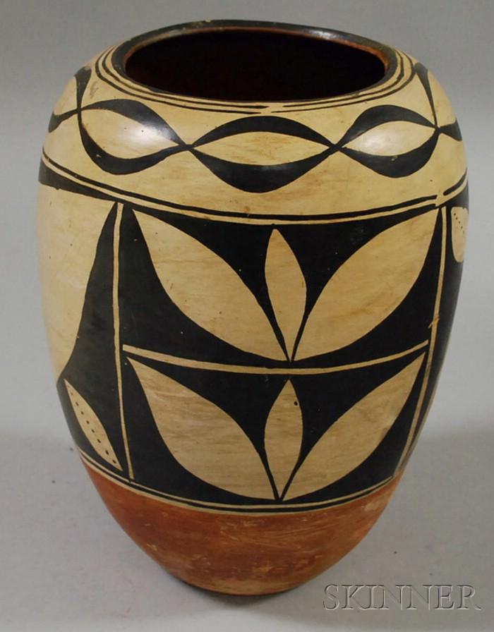 Santo Domingo Southwest Pottery Bowl