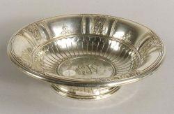 """Gorham Sterling """"Frontenac"""" Pattern Fruit Bowl"""