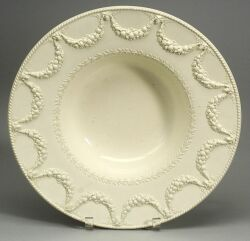 Wedgwood Queen's Ware Center Bowl