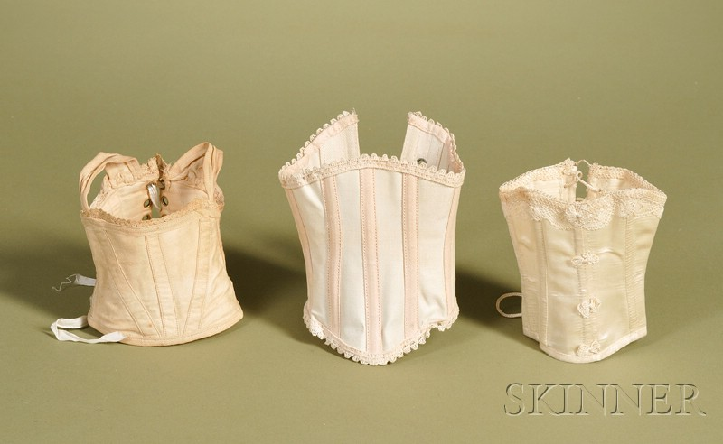 Three Doll Corsets