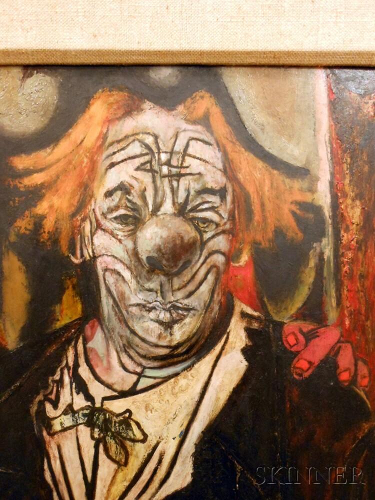Hyman Bloom Paintings For Sale
