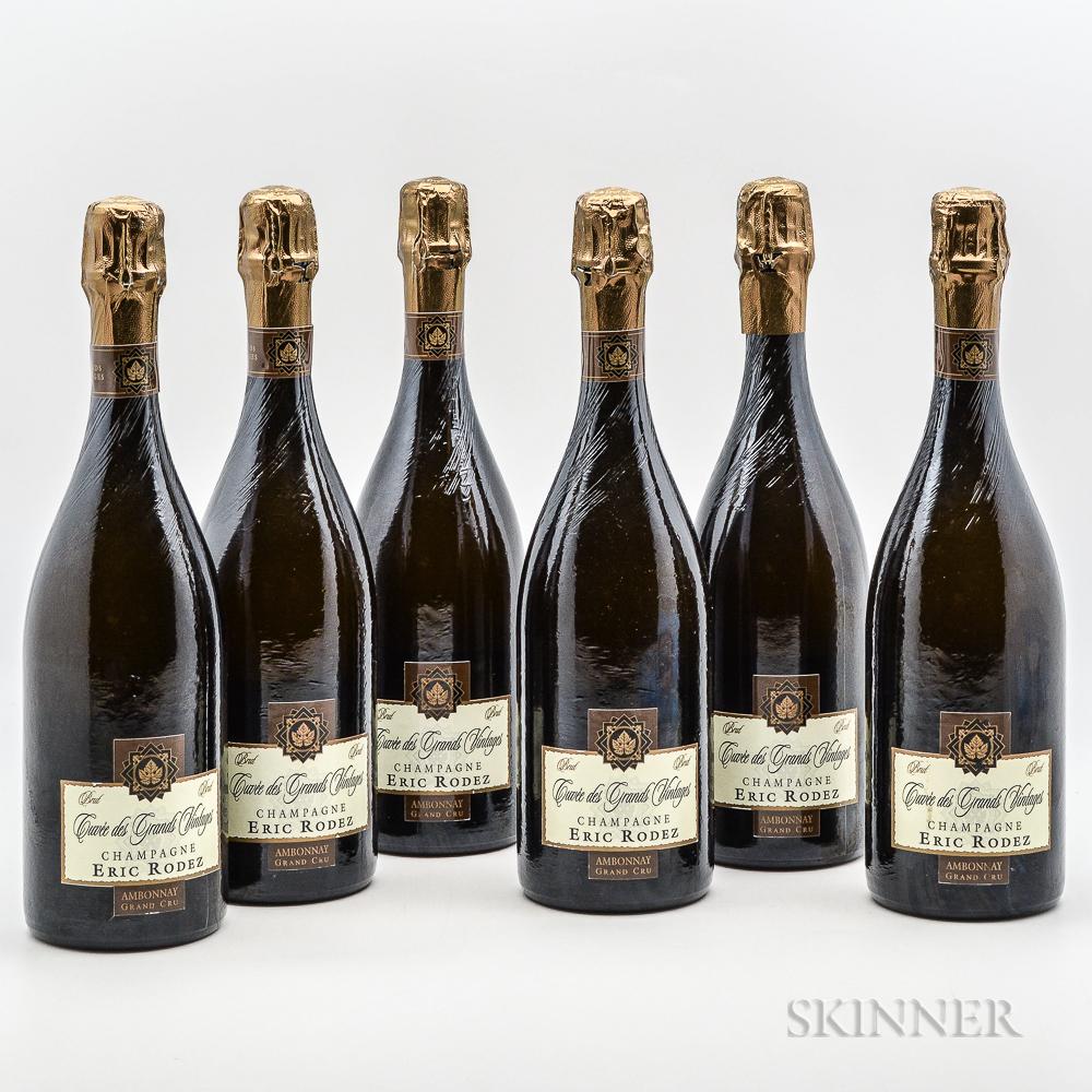 Eric Rodez Cuvee des Grands Vintages NV, 6 bottles