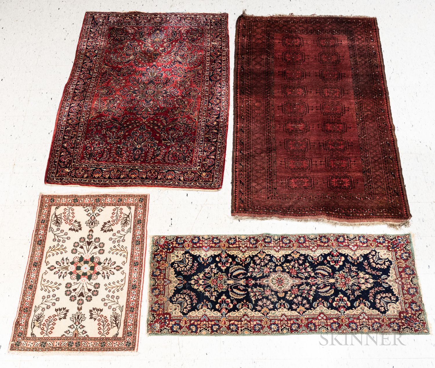Group of Rugs