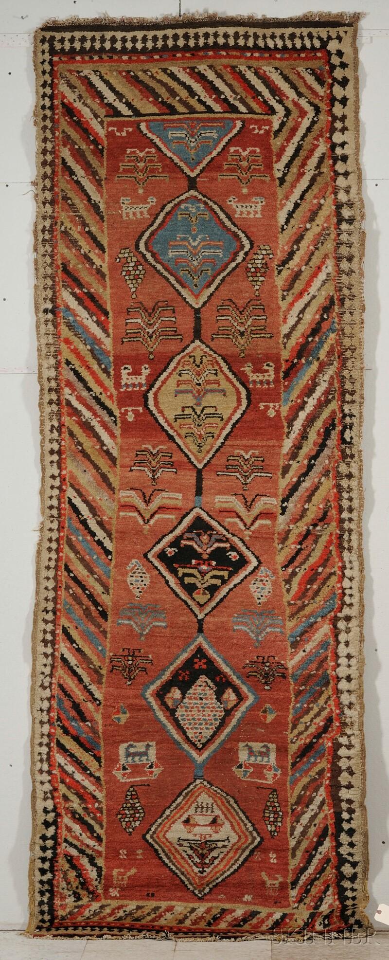 Northwest Persian Long Rug