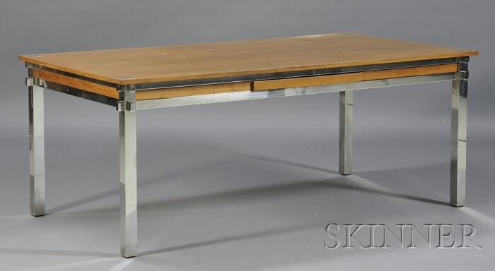 Partners Desk Design by Jerome Reich